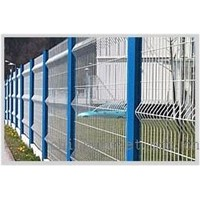Triangle Fencing Wire Mesh