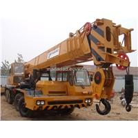 Used Tadano (TG500 50 ton,1992)