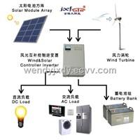Wind & Solar Hybird System ( jxfgts)