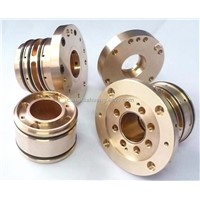 air bearing or ball bearing