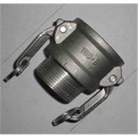 Aluminum Camlock Coupling