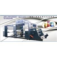 aluminum foil printing and lamianting machine