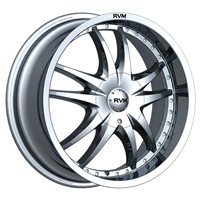 Chrome Alloy Wheels (BM935)