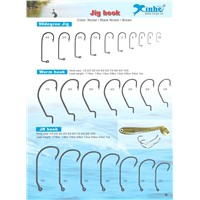 worm hook tuna hook