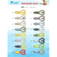 Soft Plastic Fishing Lures - NW Series