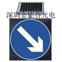 Solar Traffic Light (JNG-3003)