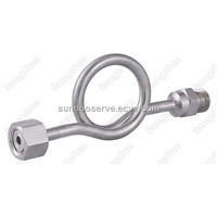 syphon, siphon, pressure gauge syphon