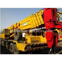 Used Hydraulic Truck Crane 120ton (TG1200-M)