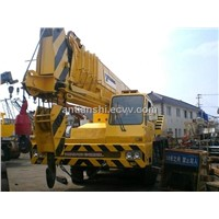 Used Tadano Crane - 100 Ton