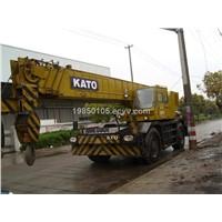 Used Truck Crane (KR-500)
