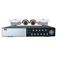 4-Channel H.264 Network DVR