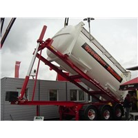 20' TIPPING CHASSIS With 2 Axle