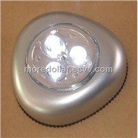 3 LED Triangle Touch Light (MDP-201)