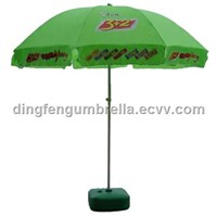 48 Inch*8 Ribs Beach Umbrella
