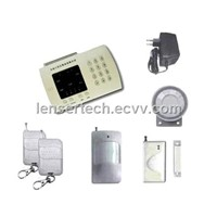 8-Zone Alarm /  Wireless Alarm Systems
