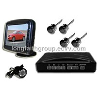 Car Parking Sensor System -Video Type 1
