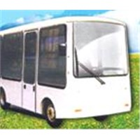 Close Electronic Sightseeing Car