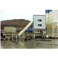 Economic Concrete Batch Plant (HZS60Q)