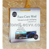 Face care & anti ageing Cosmetic Mud