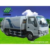Garbage Compacting Truck (FLM5071ZYS)