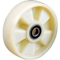 Nylon wheel with bearing