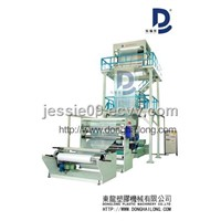 LLDPE/LDPE/HDPE Film Extruder Machine