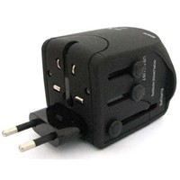 MULTI-NATION TRAVEL PLUGS ADAPTER