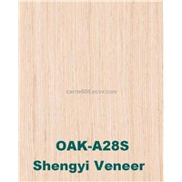 plywood veneer Oak Veneer (A28S)