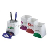 Pen Holder with Clips (STD-6305)