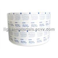 Printed Aluminum Foil Laminated Paper