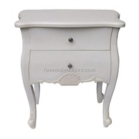 Rosemaled night stand