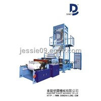 SJ-PG Series Full-Automatically Winder Film Blown Machine(LD)