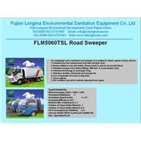 Sanitation Vehicle