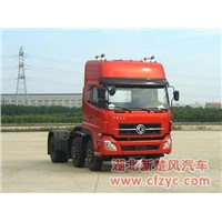 Tractor,tractor head truck, tractor truck,towing vehicle,special truck