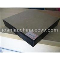 Charcoal Grey Porcelain Lamina Floor Tiles Glaze Tile