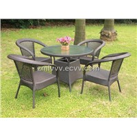 Aluminum Rattan Furniture