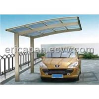 Carport-Widely Uses in Construction Area