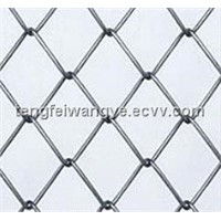 Chain Link Fence (CLF-001)
