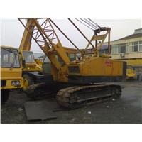 Crawler Crane (Hitachi KH125 35ton)