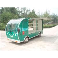 Electronic Sending Food Car