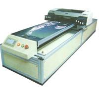 large format flatbed printing machine