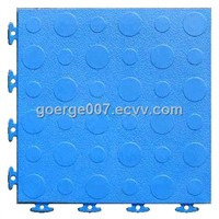 PVC Interlocking Garage Floor (T0-V3B)