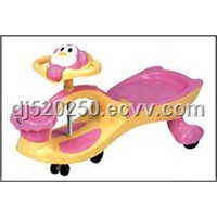 swing car/twist car
