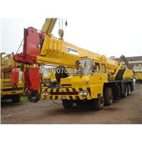 Used Truck Crane Tadano (TG550E)