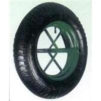 Wheelbarrow Wheels (PR1404)