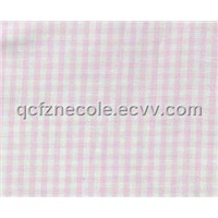 Cotton Yarn Dyed Checked Fabric