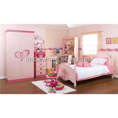 princess bedroom set yh 47430 china children furniture yuanhang