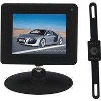 3.5 Inch Car Stand Monitor with Wireless Carema