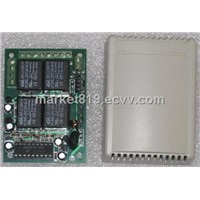 4 Channels Receiver