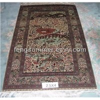 600L Hand-Knotted Carpet